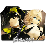 Icon Folder - Seraph Of The End (4)