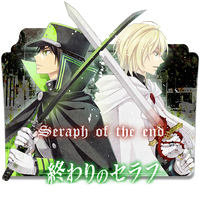 Icon Folder - Seraph Of The End (2) by alex-064