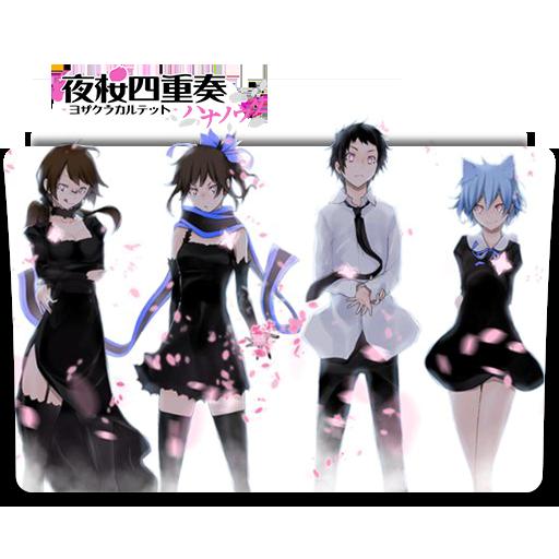 """Képtalálat a következőre: """"Yozakura Quartet ico"""""""