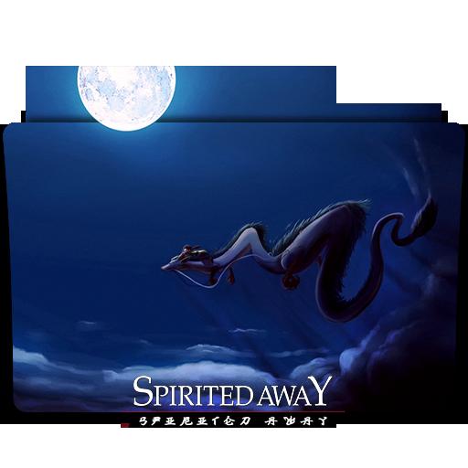 Icon Folder Spirited Away By Alex 064 On Deviantart