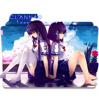 Icon Folder - Clannad (1) by alex-064