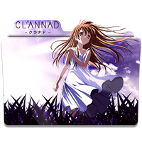 Icon Folder - Clannad (3) by alex-064