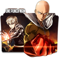 Icon Folder - One Punch-Man (2) by alex-064