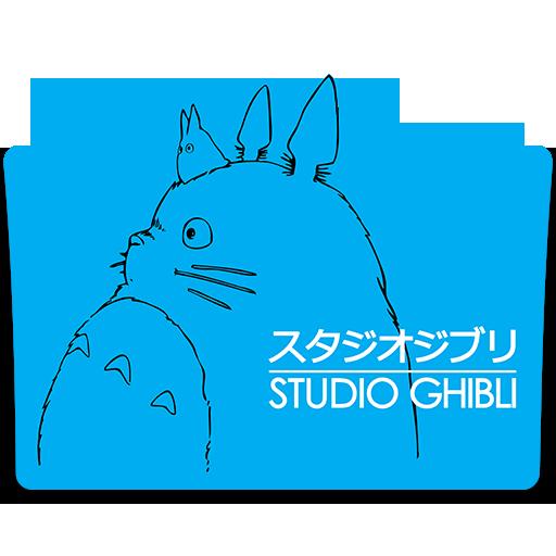 Icon Folder - Studio Ghibli by alex-064 on DeviantArt