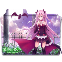 Icon Folder - Seraph Of The End (8) by alex-064