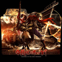Icon Folder - Koutetsujou No Kabaneri by alex-064