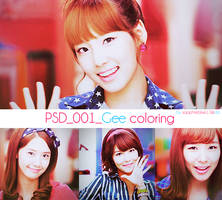 PSD 001 Gee coloring by sapphireblue13