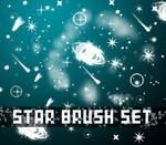 Star Brush Set