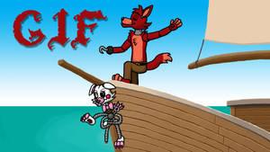 Mighty Foxy The Pirate Fox