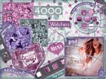 -Mini Pack 4000 watchers