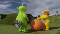 Teletubbies: Decoration Gif by SugaLawliet