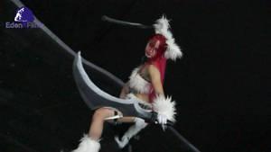 League of Legends: Katarina (Animated Gif + Video)
