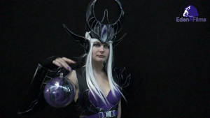 League of Legends: Syndra (Animated Gif + Video)