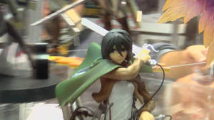 Anime Figurines (Animated Gif + Videos) by Edenfilms