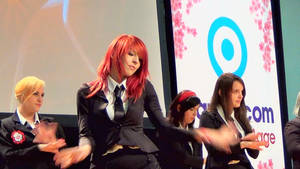 K-Pop Dance 2 (Animated Gif + Video)