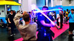 Star Wars Lightsaber Fight 2 (Animated Gif+ Video)