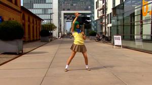 Dance or Die! (Cosplay Gif 1)