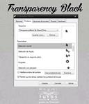 Transparency Black