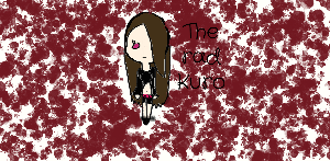 The rad Kuro by antoinettekitty99