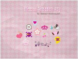 Kawaii Stickers pt3