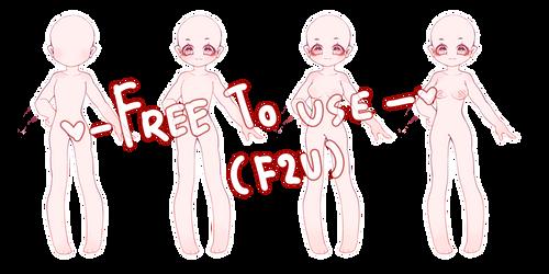 [ F2U ] Free To Use Base #1