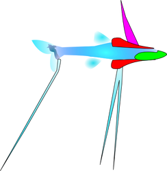 Fish Gif by GhostWriterNext