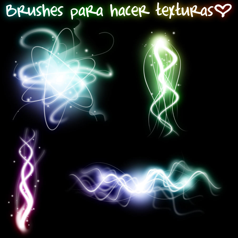 Brushes para texturas by JustWanaMakeYouSweat