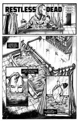 Restless Dead Pg1 by KenReynoldsDesign