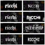 Halloween Fonts pack vol1