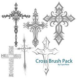 Cross Brush Pack