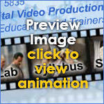 Video Production Course Navigation (Interactive)