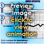 Spreadsheet (Interactive) by kfairbanks