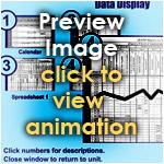 Spreadsheet (Interactive)