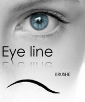 PS Brushes - Eye lines by Hannah-Vee