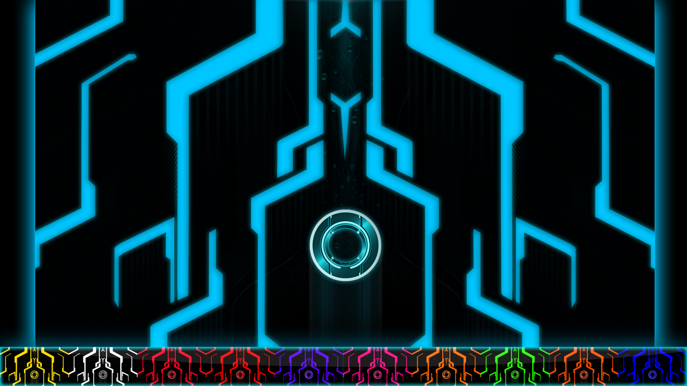 TRON Colors By StArL0rd84 On DeviantArt