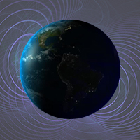Earth Rotating Animation for Rainmeter by Thyrring
