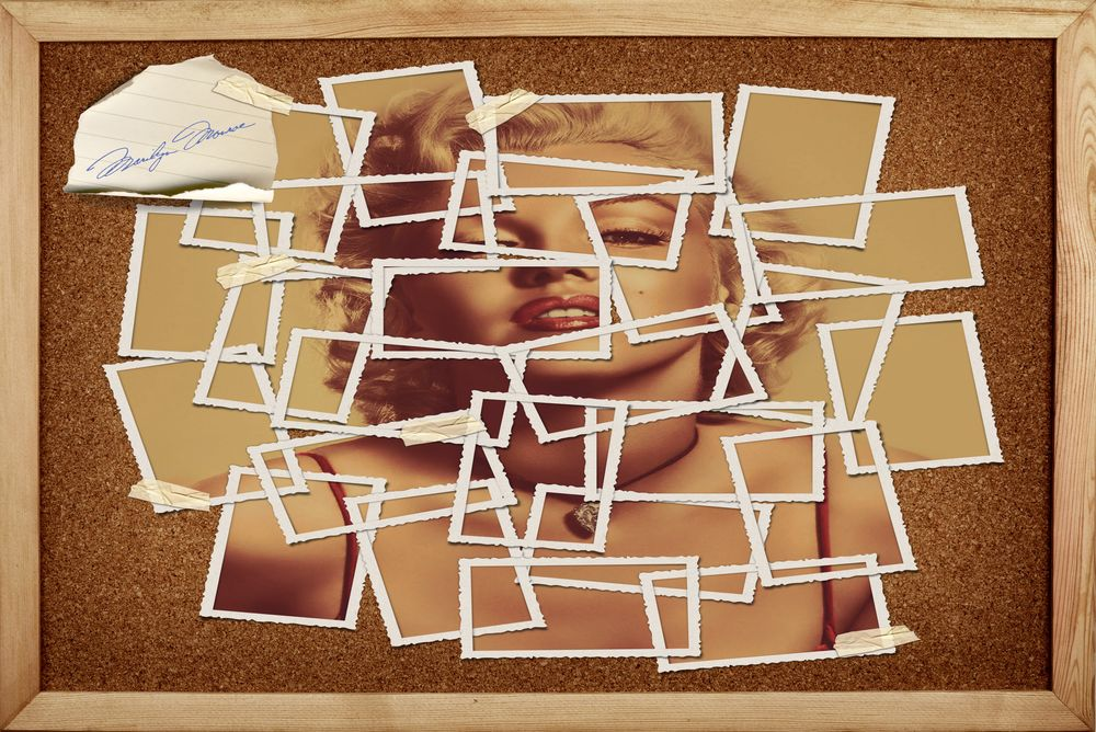 Collage Old Photo Frame PSD by wsaconato on DeviantArt