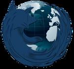 Firefox Blue PSD