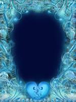 Magic Sea Frame by juliazip