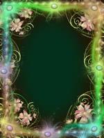 Magic Spring Frame by juliazip