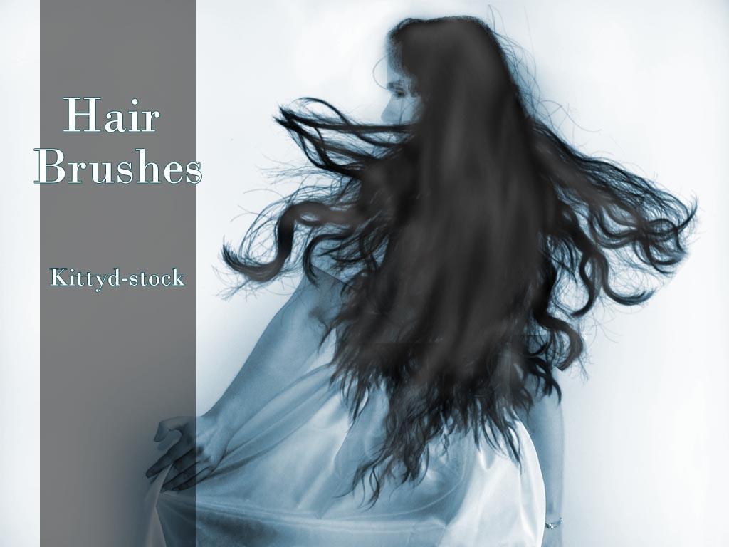 Hair Brush set by Kittyd-Stock
