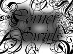 Corner Swirls