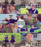 War Horse GIF PSD by LizzyUnexpected