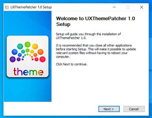 UXTheme Patcher