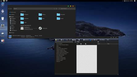macOS Dark theme