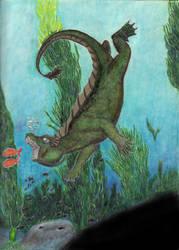 Pacific Sea Dragon 2 by CherokeeGal1975