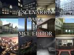 Escenarios De Para El Mcl Editor
