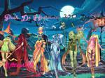 Pack De Halloween 2017 Eldarya Natsuki18