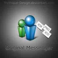 Original Messenger by Mythique-Design