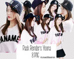 PACK PNG #35: Yoona